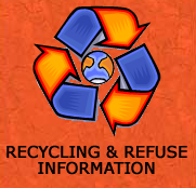 Recycling & Refuse Information | Departmental Contacts